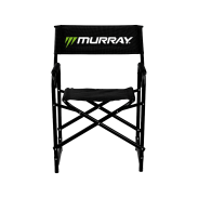 E-Z UP Foldable Chair + Murray Print