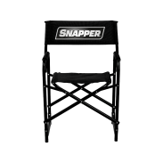 E-Z UP Foldable Chair + Snapper Print