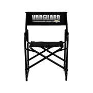 E-Z UP Foldable Chair + Vanguard Print