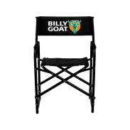 E-Z UP Foldable Chair + Billy Goat Print