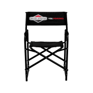 E-Z UP Foldable Chair + Briggs & Stratton Print