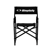 E-Z UP Foldable Chair + Simplicity Print
